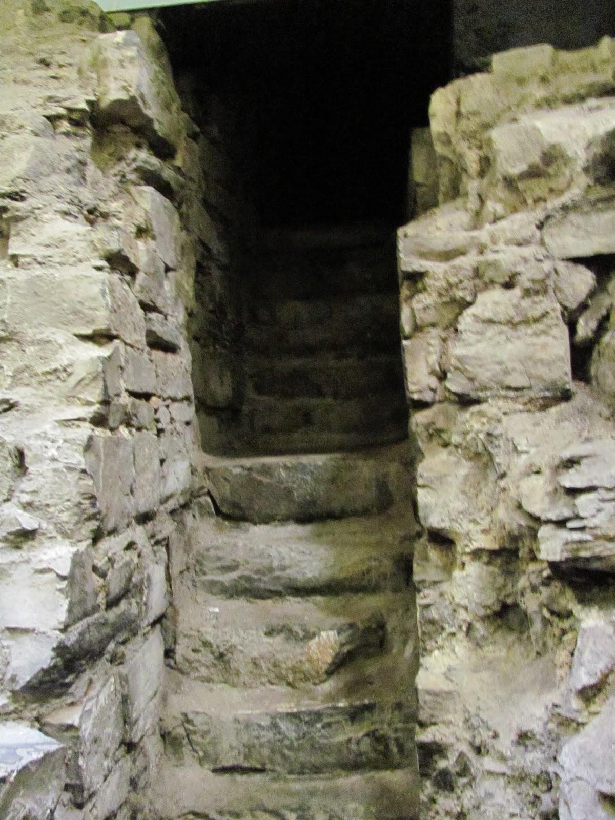 Old Dublin Castle Entrance