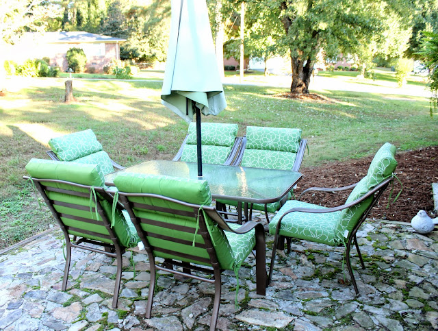 Patio Furniture Revamp