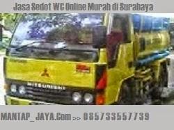 Jasa Sedot WC Pakal Surabaya Call 085733557739
