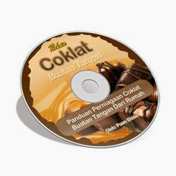 Cara Menempah CD Rahsia Coklat Buatan Tangan