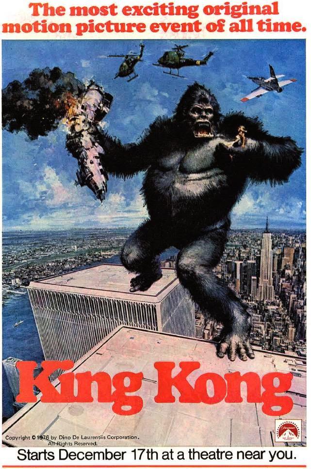 King Kong y la degradación del acontecimiento