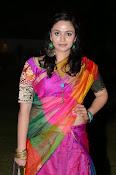 Malavika nair photos in half saree-thumbnail-8