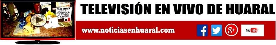 Televisión en vivo de Huaral