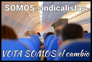 SOMOS sindicalistas Iberia