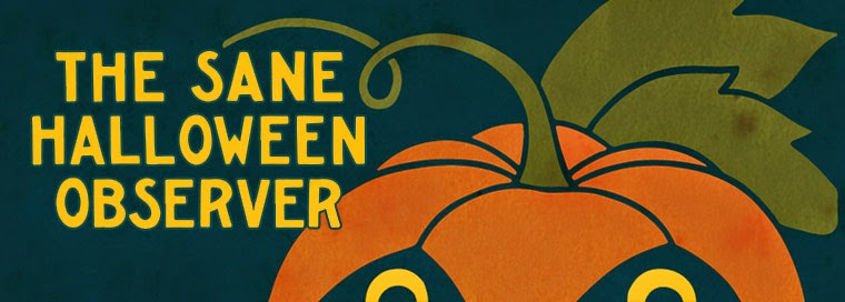 The Sane Halloween Observer - Vintage Collectibles Blog