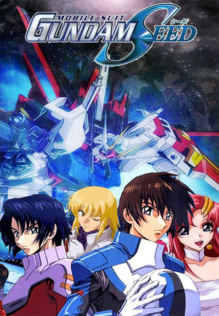 Mobile Suit Gundam SEED ( HD Remaster ) [ซับไทย][50/50]
