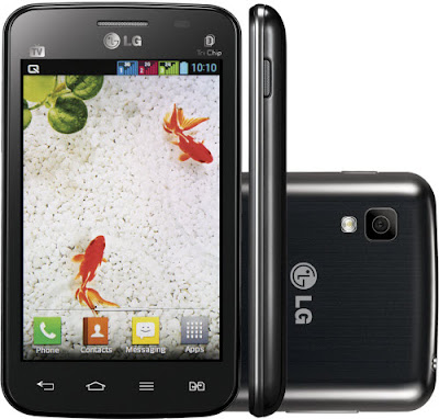 LG Optimus L4 II Tri E470 complete specs and features