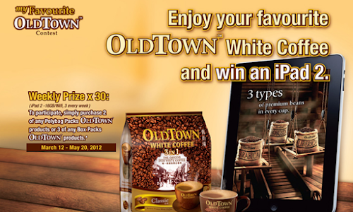 My Favourite OldTown Contest