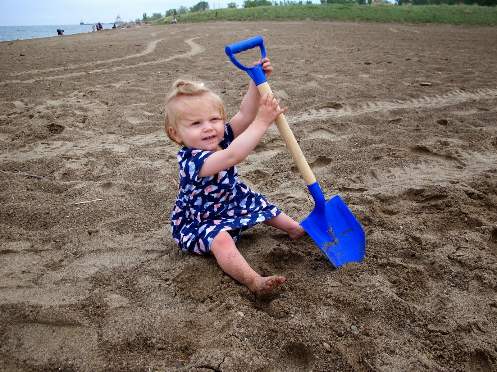 Stella and the Shovel