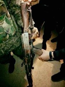 Gabès : Un troisième terroriste tué et un fusil Steyr saisi