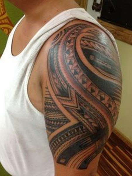 Amazing Polynesian Tattoos Design