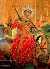Santa Catalina de Alejandría, Virgen y Mártir