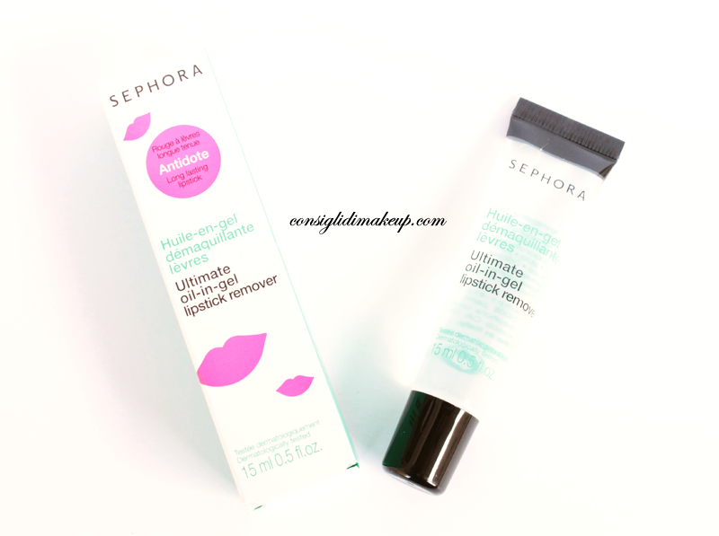 ultimate oil-in-gel lipstick remover