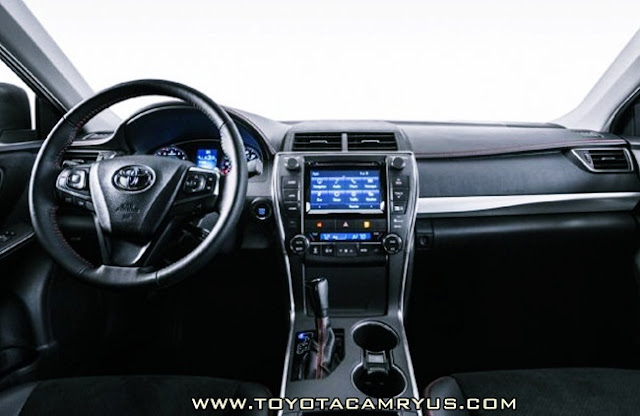 2016 Camry XSE V6 Redesign Rumors Interior