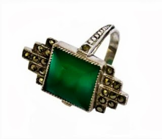 Item of the week: Art Deco Ring