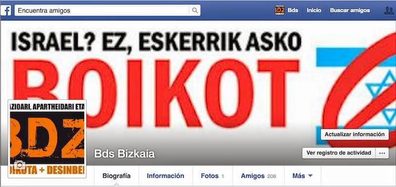 Facebook BDSBIZKAIA