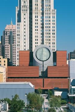 Museo de Arte Moderno de San Francisco. SFMOMA