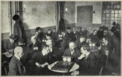 Campeonato de Cataluña de Ajedrez, Sala Imperio 1910