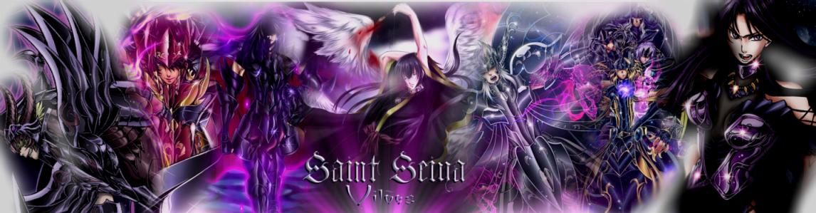 Saint Seiya - Vilões