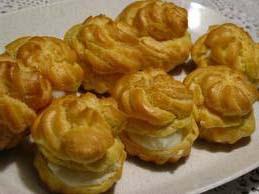Cara Membuat Kue Sus Resep Vla Susu Cream
