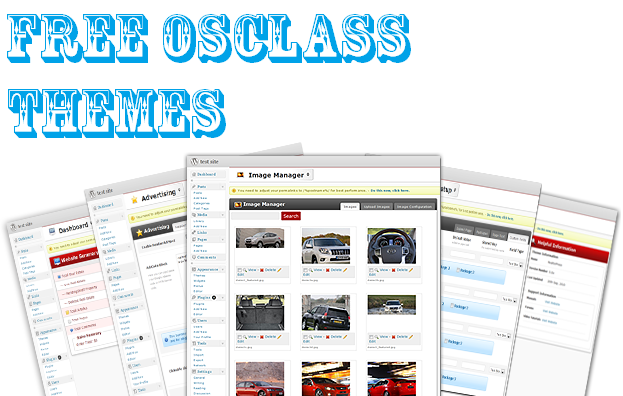Free OsClass Themes