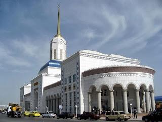 Stasiun Kereta Api Ashgabat