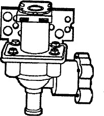 DW-53 Dishwasher Water Valve