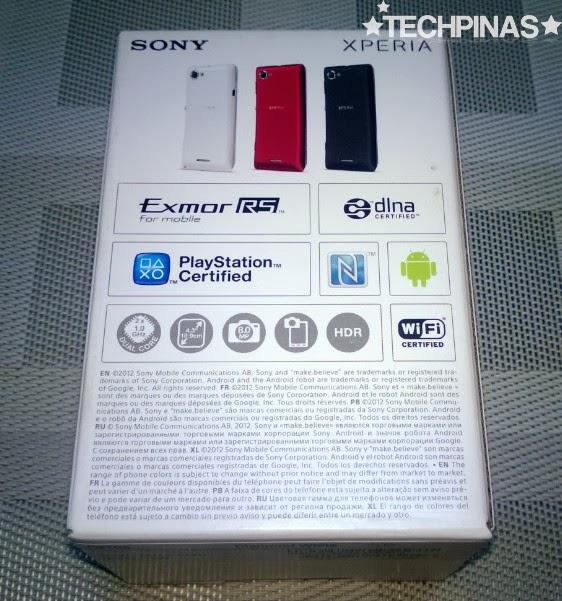 Sony Xperia L, Sony Xperia L Philippines