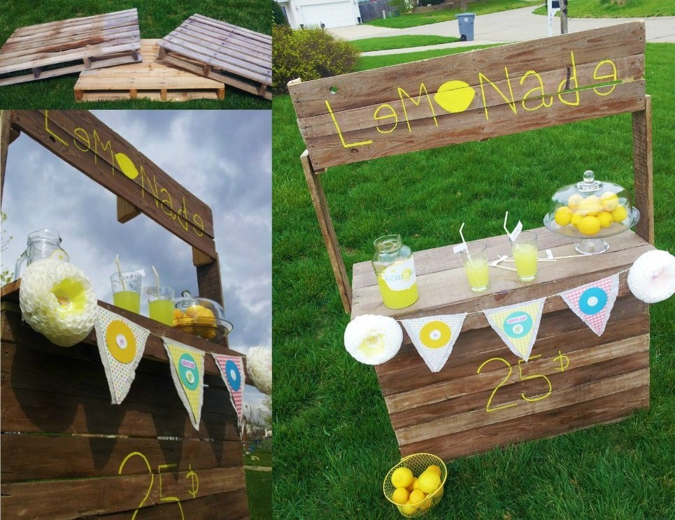Round 3 time to vote peek a boo pages patterns for Kids lemonade stand plans