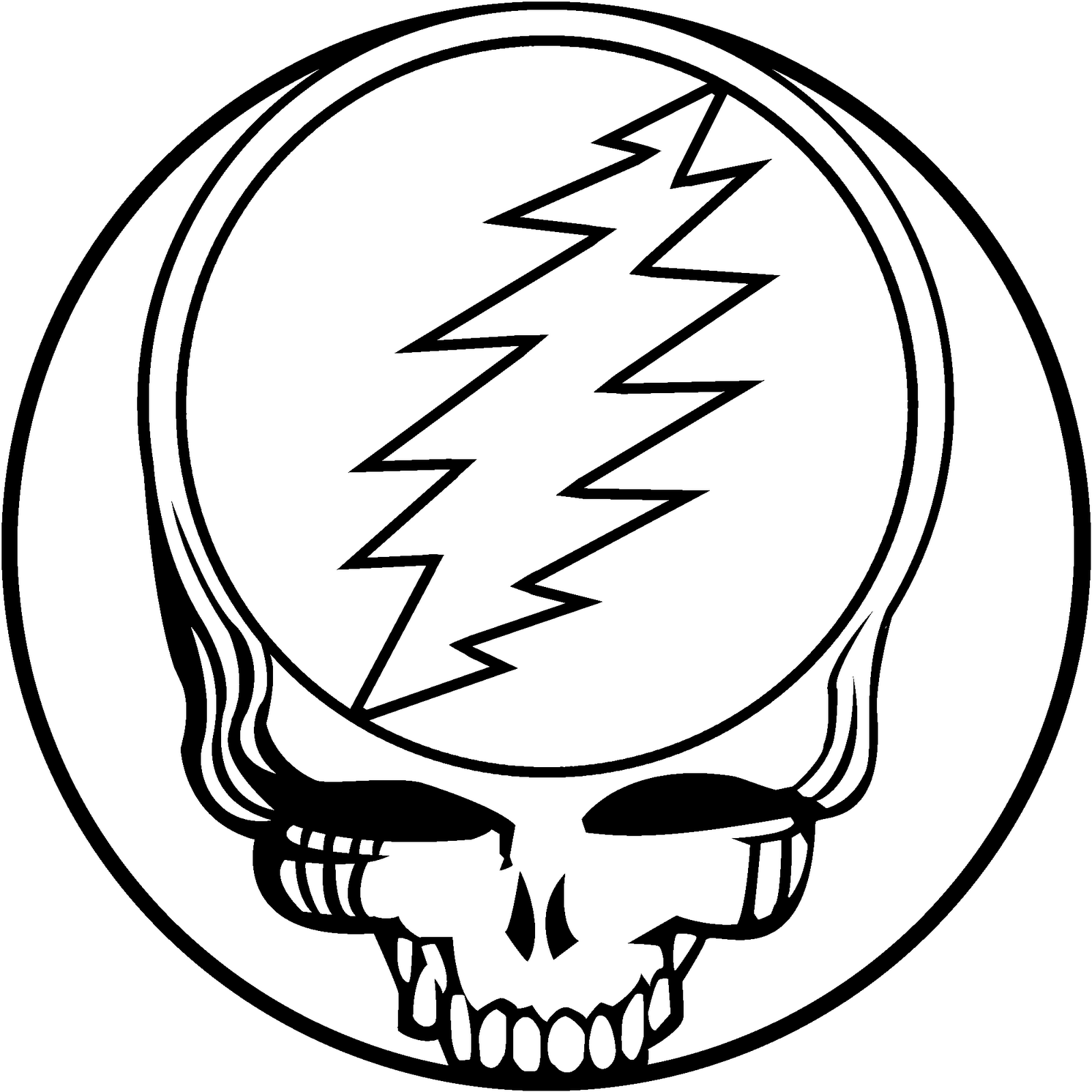 grateful dead coloring pages coloring fun november 2011