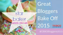 Great Bloggers' Bake Off 2015, Arlettes