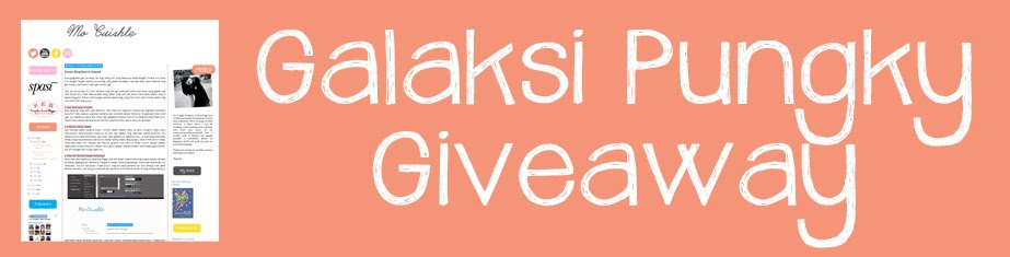 http://galaksipungky.blogspot.com/2014/02/galaksi-pungky-giveaway.html