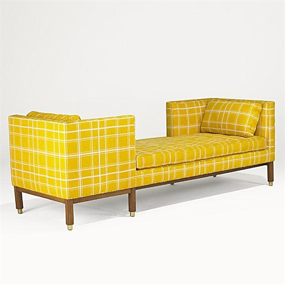 Beau Edward Wormley / Tete A Tete Sofa