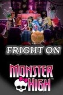 Monster High: A vészes vámpír-farkas viszály online (2011)