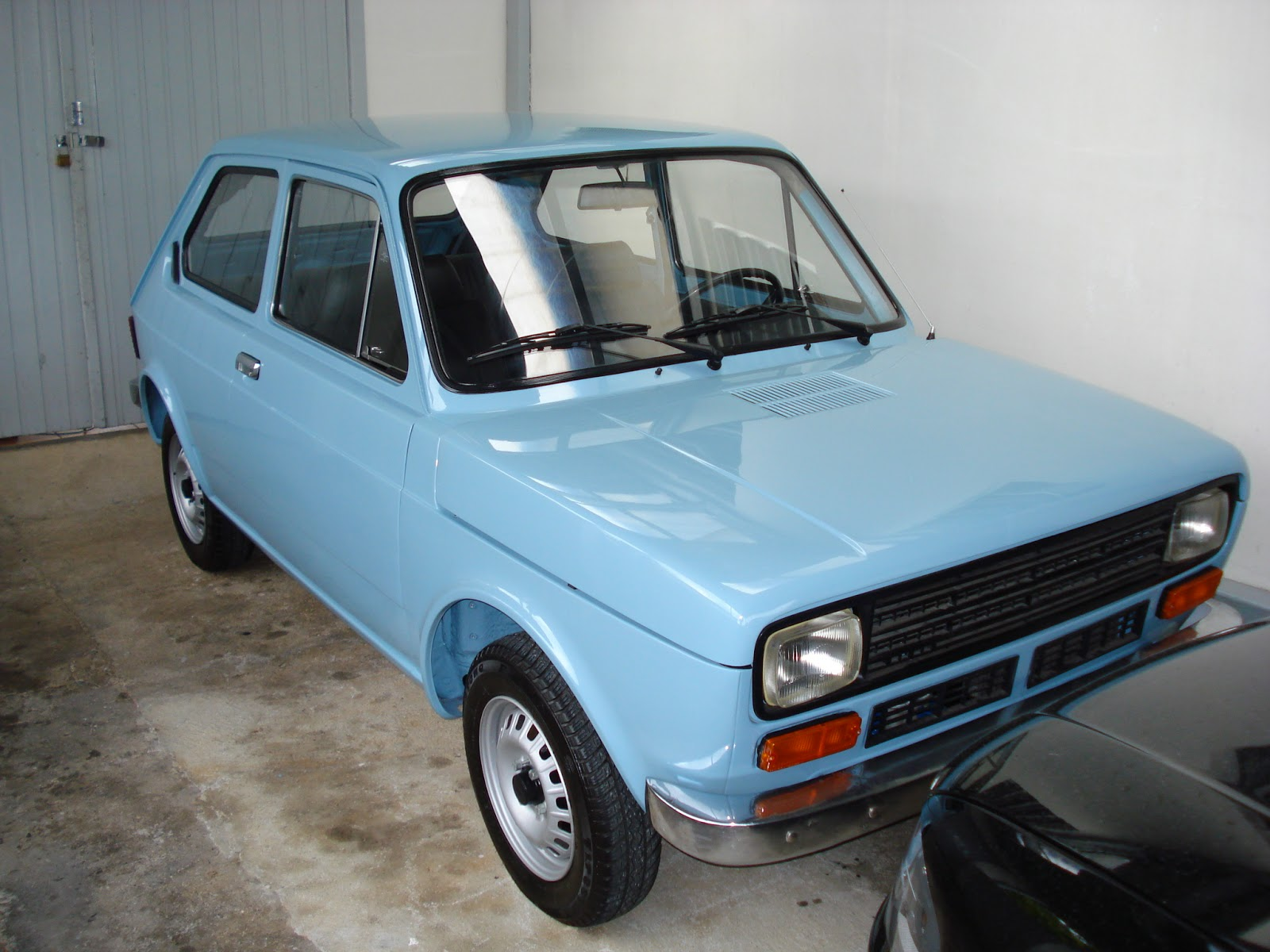 Fiat 147 após a reforma #387193 1600x1200