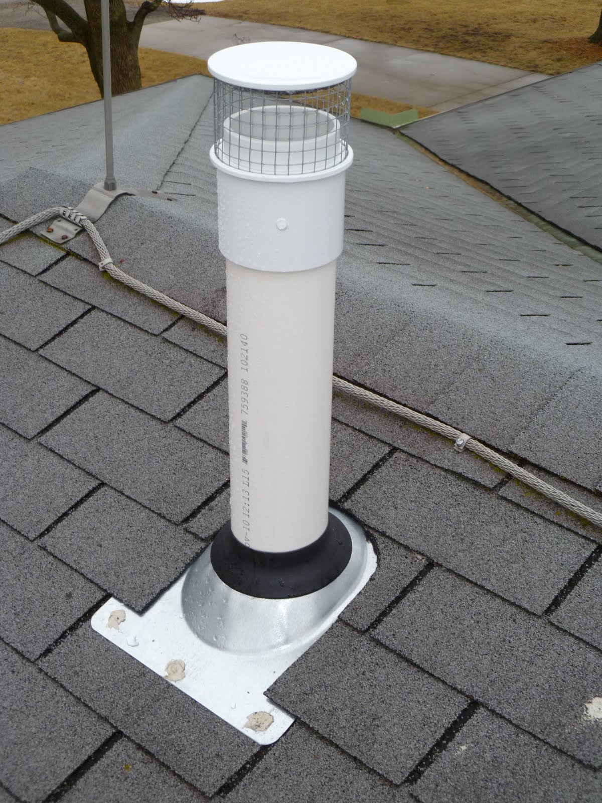 three things very dull indeed radon mitigation system installation