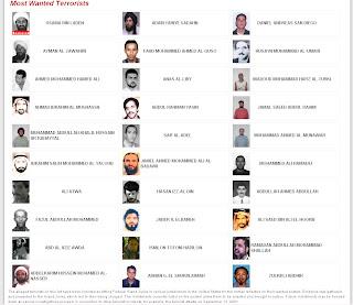 fbi most wanted terrorist list