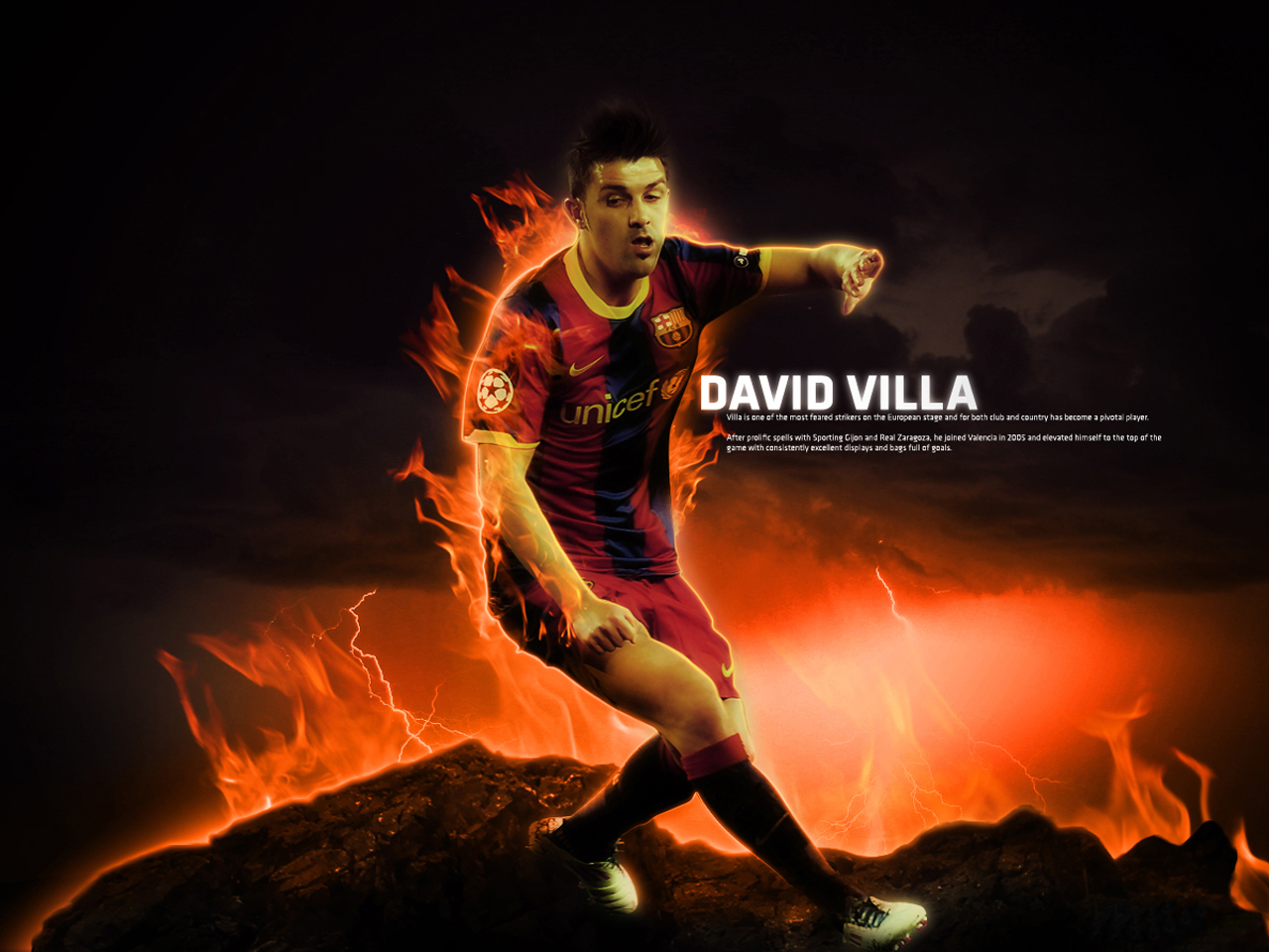 Wallpaper HD Barcelona FC | Agoengsang