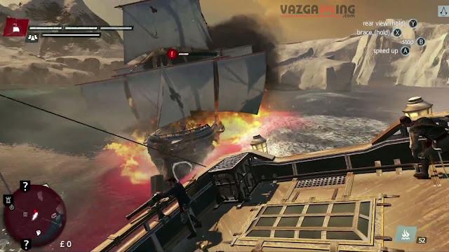 Assassins Creed Rogue Gameplay 4 vazgaming