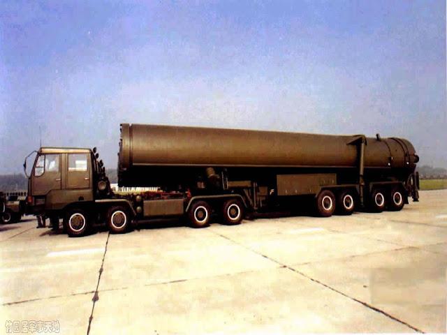 DF-31 (CSS-9) ICBM