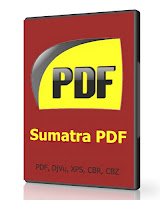 Download Software Sumatra pdf reader (Open file: PDF, XPS, ePub, mobi, CHM, DJVU, CBZ dan CBR)