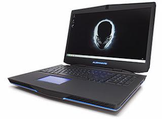 alienware 17 laptop untuk game