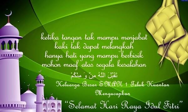 Selamat 'Idul Fitri 1435
