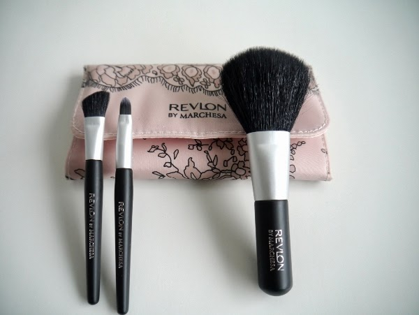 Revlon by Marchesa makeup brushes
