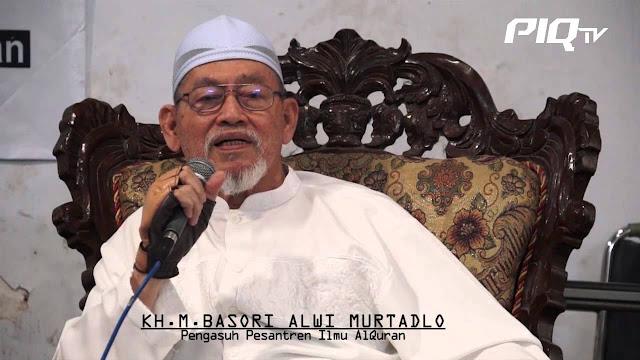 KH Bashori Alwi, Ulama Al Quran Penggagas MTQ Nasional