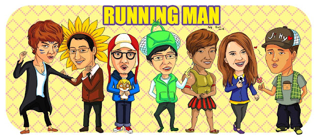 Running Man Episod 255