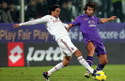 AC Fiorentina 0 - 0 AC Milan (1)