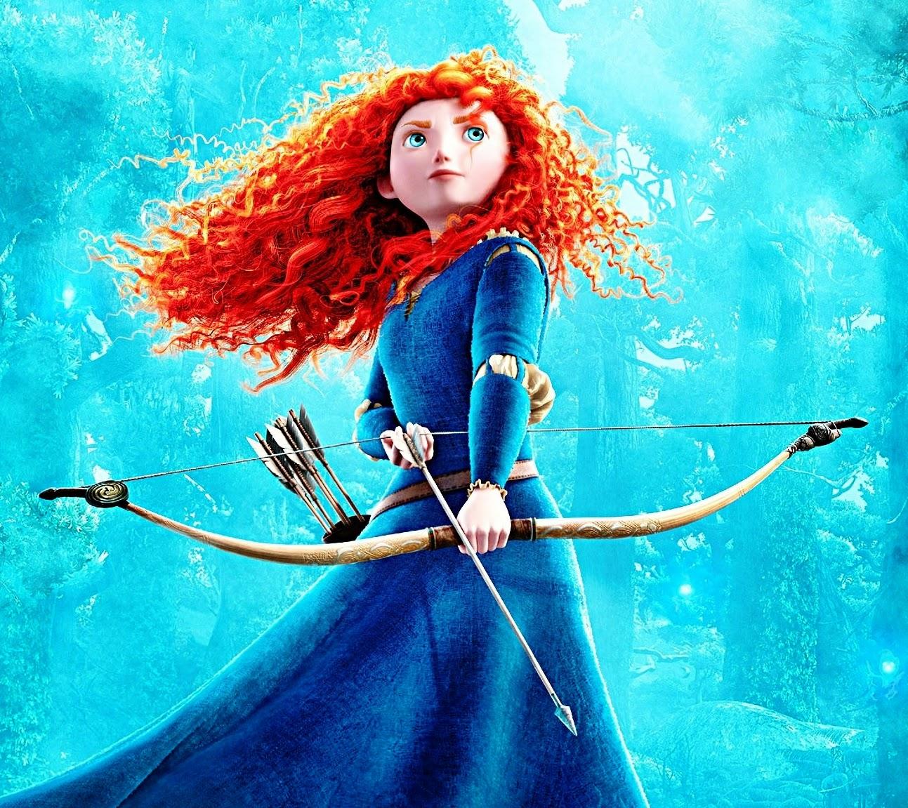 Gambar Brave Walt Disney