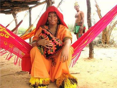 mujer wayuu