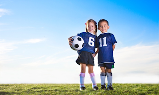 4 atividades de Futebol para Educação Física